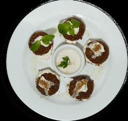 Falafel Recheado