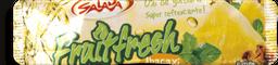 Picolé FruitFresh - Abacaxi com Hortelã
