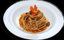 Espaguete Putanesca