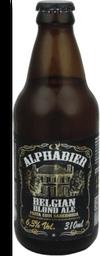 Alphabier - Belgian Blond Ale dry Citra