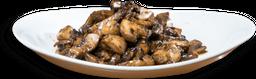 Wok Seared Mushrooms