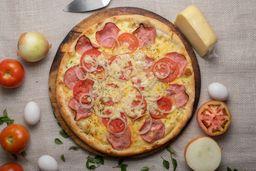 Pizza Lombinho Canadense