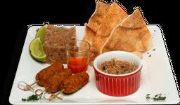 Taste Árabe  + Salada