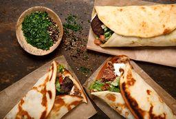 Manoush Falafel