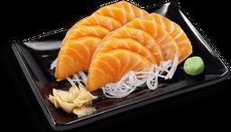 Porção de Sashimi Duplo de Salmão