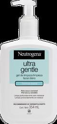 Gel de Limpeza Facial Neutrogena ultra Gentle 354mL