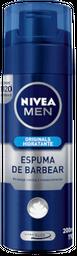 Espuma de Barbear Nivea For Men Original 193 g