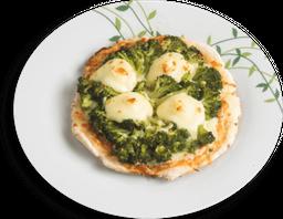 Pizza Brócolis Ao Catupiri