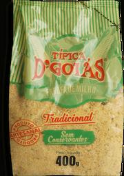 D´Goiás Alimentos Farofa de Milho Especial Sem Pimenta D'goias