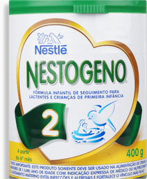 Fórmula Infantil Nestogeno 2 400g