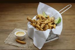Fish e Chips