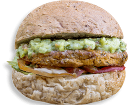 Chilli Burger (V)