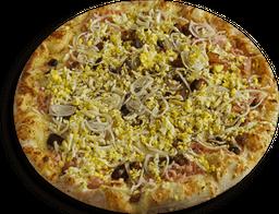 Pizza de Bacon Mineiro