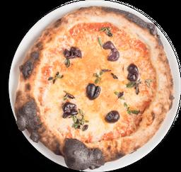 Pizza de Mussarela Individual