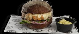 Q- Burger Salmão