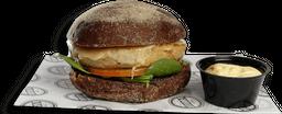 Q- Burger Veggie