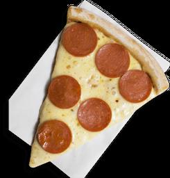Pedaço de Pepperoni