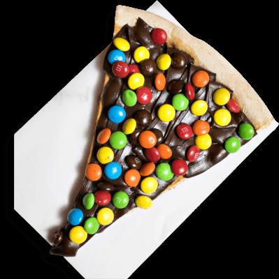 Pedaço De Chocolate Com M&M´s