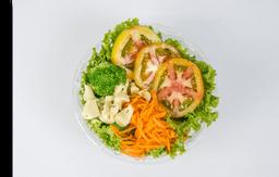 Monte a sua salada