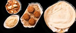 Combinado Falafel