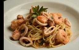 Spaghetti Frutos do Mar