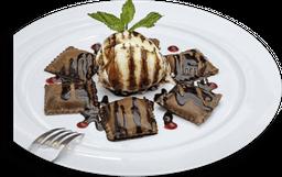 Ravioli de Nutella