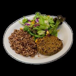 Hamburger de quinoa com vegetais 100g