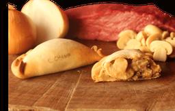 Empanada De Carne Com Champignon
