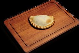 Empanada De Mussarela Com Presunto
