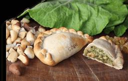 Empanada De Couve Com Passas