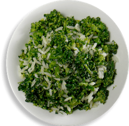 Arroz com Broccoli