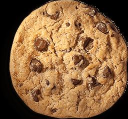 Cookie Baunilha com Chocolate