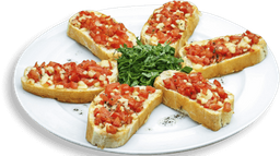 Brusqueta De Tomate