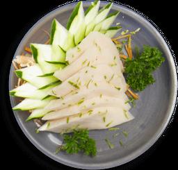 Sashimi Peixe Branco - 6 fatias