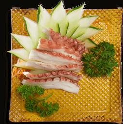 Sashimi Polvo - 6 fatias