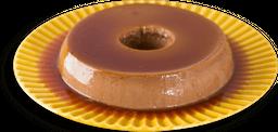 Pudim de Nutella