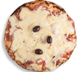 Pizza Calabra