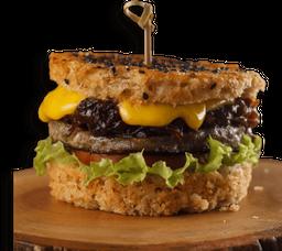 Vegan Funghi Burger