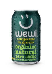 Refrigerante Orgânico Wewi