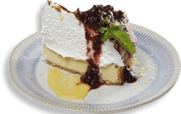 Cheesecake de Limão Siciliano