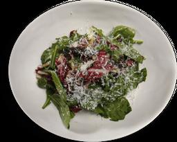 Salada de Rúcula e Parmeão