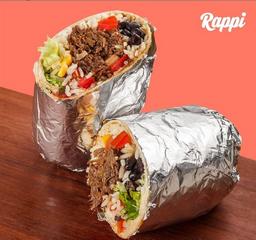 Spicy Beef Burrito QQ