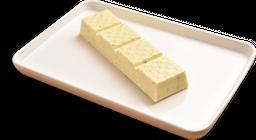Barra de Chocolate Branco e Oreo
