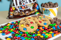 Cookie M&M's