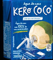 Gelo De Água De Coco