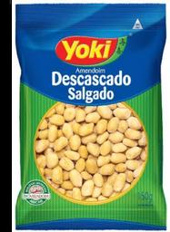 Amendoim descascado