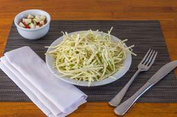Salada de Palmito Pupunha Desfiado