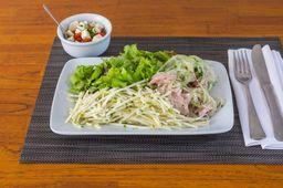 Salada de Atum Fresco