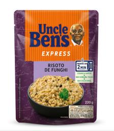 Arroz Uncle Ben'S Risotto De Funghi 220G