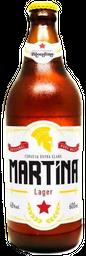 Cerveja Artesanal Martina Lager 600 mL